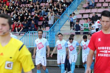 SD Compostela 1 - 0 Negreira