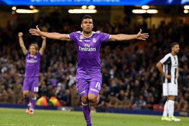 Final de la Champions:::::Juventus 1 - 4 Real Madrid