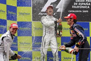 Gran Premio de España de Fórmula Uno
