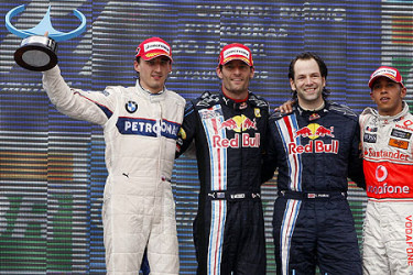 Gran Premio de Brasil de Fórmula Uno
