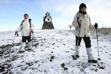 Nieve en Compostela (2010)