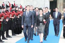Entrega de las Medallas de Galicia 2011