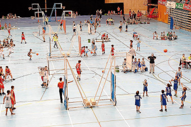 XIII D�a auton�mico del minisbasquet, equipos