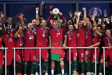 Portugal gana la Eurocopa ante Francia