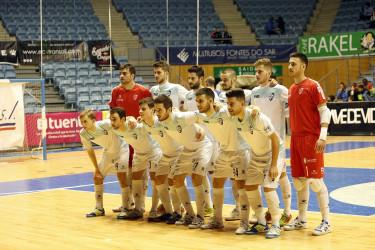 Santiago Futsal 3 - 3 Jaén Interior