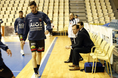 Santiago Futsal 5 - 4 Renovables Zaragoza