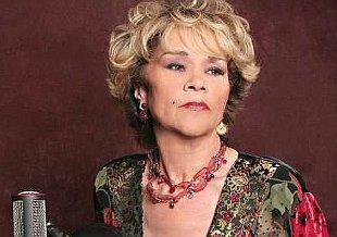 Etta James en una de sus im�genes m�s recientes - FOTO: S.R.
