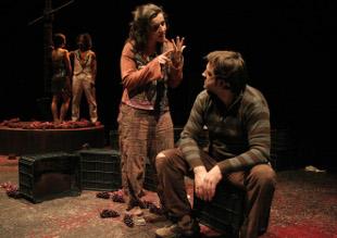 Teatro de Ningures - FOTO: Agadic
