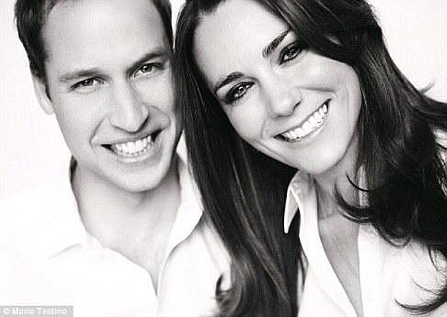Duquesa Cambridge Embarazada Cambridge Está Embarazada