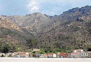 Vista do Monte Pindo - FOTO: ECG