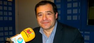Xos� Ant�n L�pez, candidato de Compromiso por Galicia � alcald�a de Santiago - FOTO: Radio Obradoiro