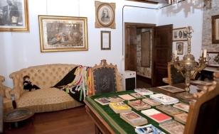 Un dos cuartos do Museo Casa da Troia - FOTO: V�A L�CTEA COMUNICACI�N