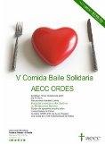 Cartaz da comida solidaria - FOTO: Concello de Ordes