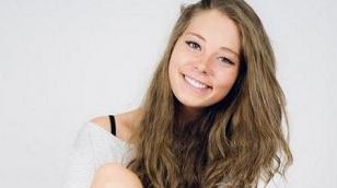 Paula Sueiro en una imagen que aparece en su biograf�a de Facebook - FOTO: Captura