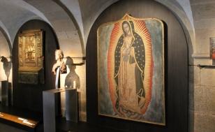 Virgen de Guadalupe en el Museo de la Catedral - FOTO: Catedral de Santiago