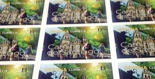 Nuevo sello del Camino de Santiago - FOTO: Correos