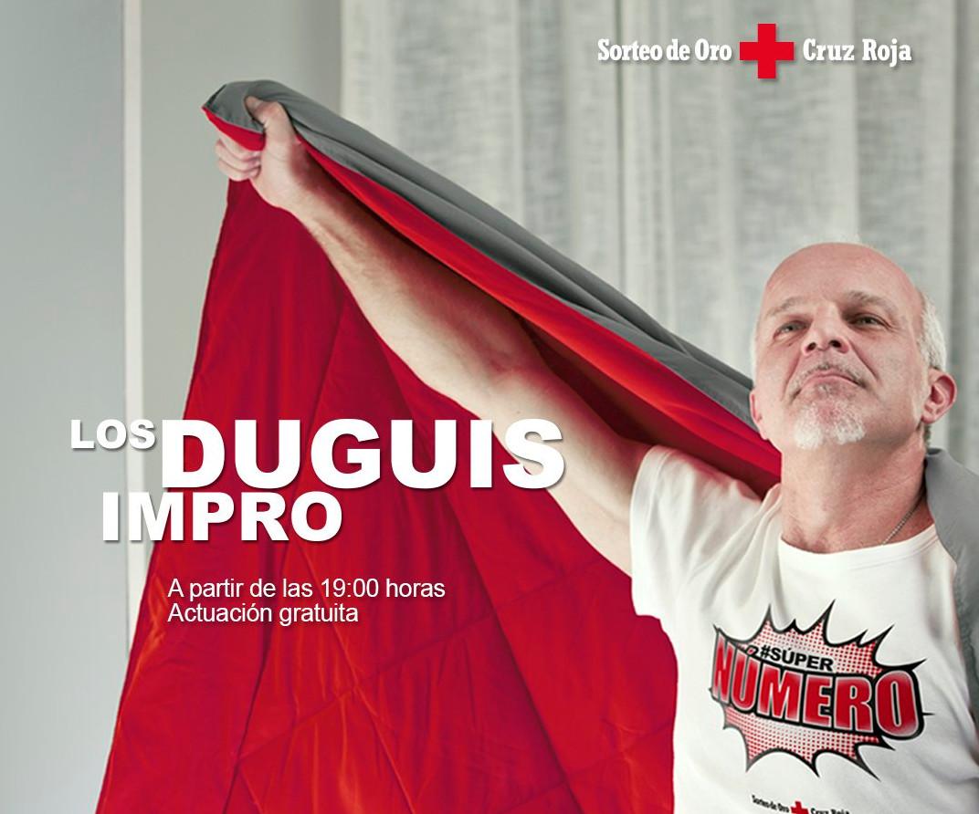 Imagen promocional de la campa�a Los #Supern�meros del Sorteo de Oro de Cruz Roja - FOTO: Cruz Roja