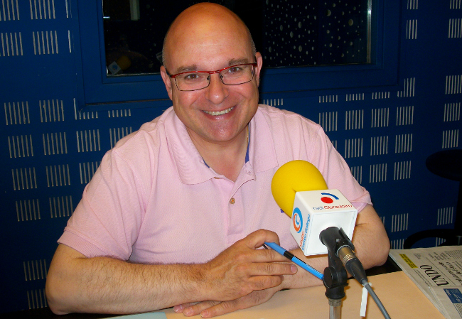 Paco Reyes - FOTO: Radio Obradoiro