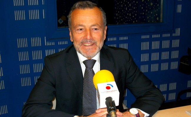 Agust�n Hern�ndez - FOTO: Radio Obradoiro