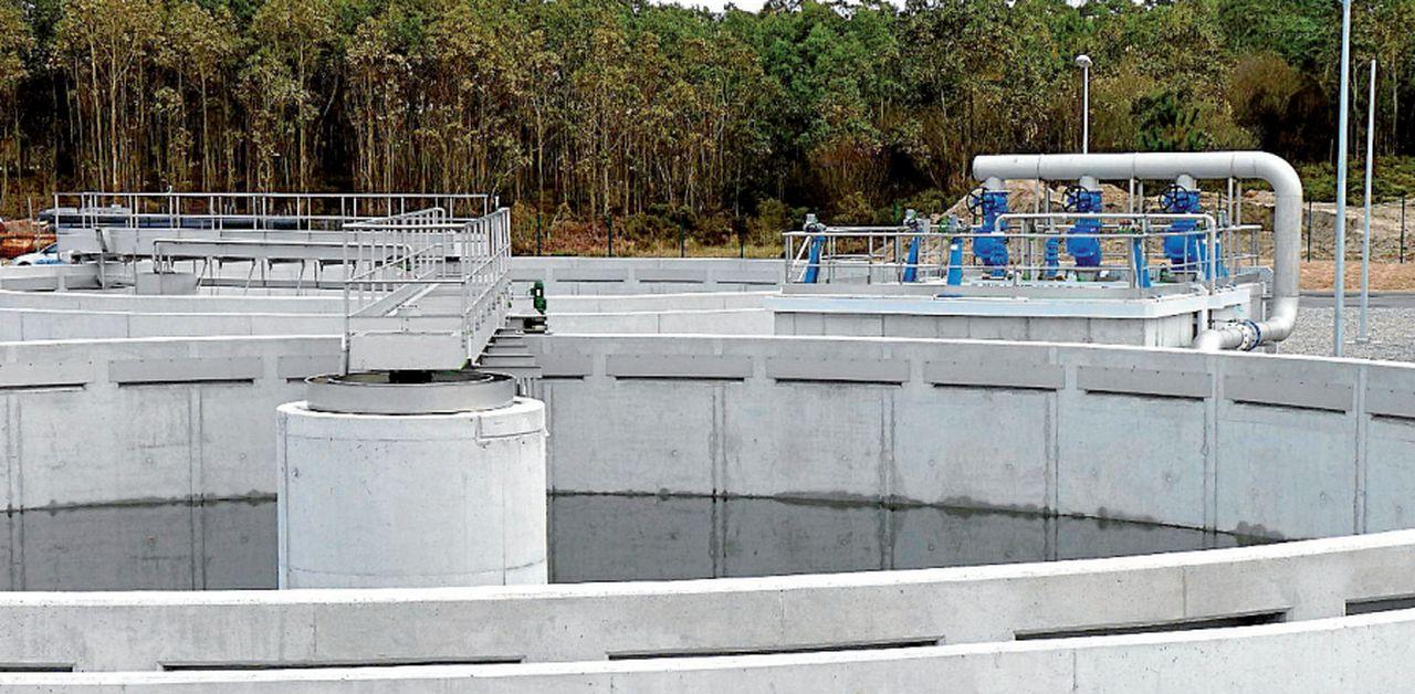 Ruiz llama a consultas a la constructora de la edar de for Depuradora aguas residuales