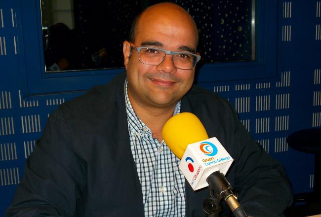 Rubén Cela - FOTO: R.O.
