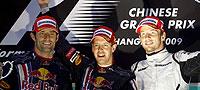 Gran Premio de China de F�rmula Uno
