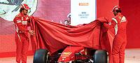 Ferrari presenta el 'F150'