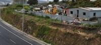 Derribo del poblado de Penamoa
