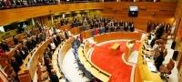 Constituci�n del nuevo Parlamento