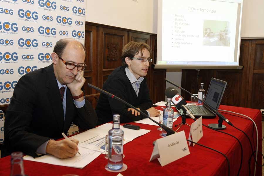 Foro de Redes Sociales e Comercio organizado por Grupo Correo Gallego