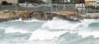 Temporal mar�timo en la costa coru�esa