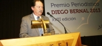Premio period�stico Diego Bernal 2013