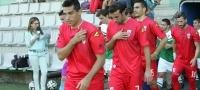 Encuentro entre Racing y Compostela (0-0)