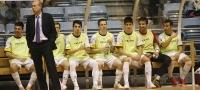 Santiago Futsal - Uruguay Tenerife