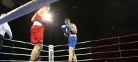 Velada de boxeo en Santa Isabel
