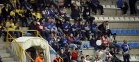 Partido entre Santiago Futsal y Burela Pescados Rub�n (3-2)
