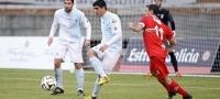Encuentro entre Compostela y Somozas (1-0)