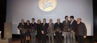 II gala do deporte en Santiago