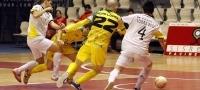 Partido Santiago Futsal - Jaen Para�so