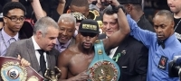 Combate entre Mayweather Jr. y Pacquiao