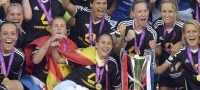 La compostelana Ver�nica Boquete gana la Champions con el Frankfurt