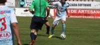 Las im�genes del partido entre SD Compostela y Avil�s