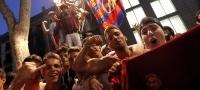 El FC Barcelona, campe�n de Liga 2014/2015