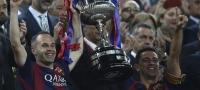 Final Copa del Rey - Ath. Bilbao, 1 - Barcelona, 3