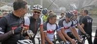 Prueba cicloturista Gran Fondo �zaro