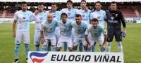 Partido entre Compostela y Sporting B (0-2)