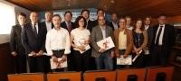 Presentaci�n de la 38 Carrera Pedestre Popular de Santiago