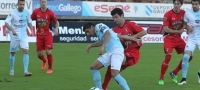 SD Compostela 2 -1 Tudelano