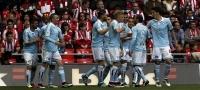 Athletic 2 - 1 Celta
