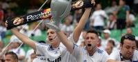 Ambiente previo a la final de la UEFA Champions League